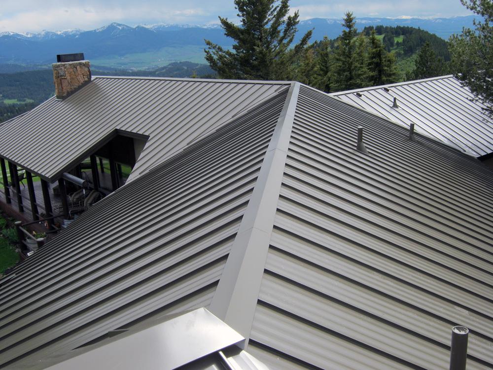 Ridgeline Roofing Bozeman Portfolio