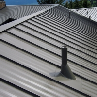 Bailes Roof 4 pipe collar