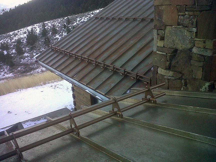 Ridgeline Roofing Bozeman Snow Amp Ice Mitigation