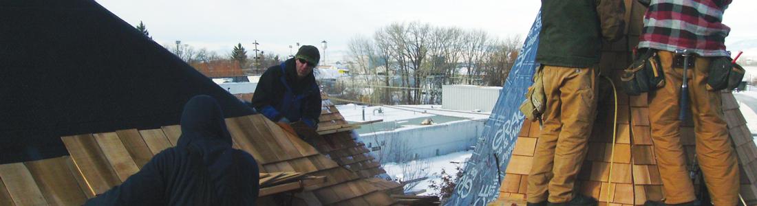 Ridgeline Roofing Bozeman Contact